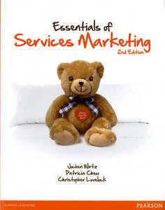 Essentials of Services Marketing by Jochen Wirtz, Christopher H. Lovelock,...