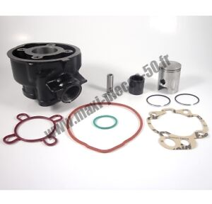 kit 50 cylindre piston haut moteur minarelli 50cc am6 aprilia rx rs mx beta rr ebay. Black Bedroom Furniture Sets. Home Design Ideas
