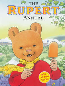 Rupert-Bear-Annual-2009-GOOD-Book