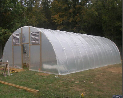 20 x 32 ft Greenhouse Kit Commercial ...
