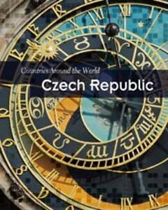 Czech Republic (Countries Around the World),Guillain, Charlotte,Excellent Book m