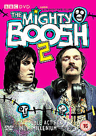 The Mighty Boosh - Series 2 - Complete (DVD, 2006, 2-Disc Set)