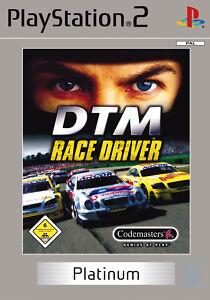 DTM Race Driver Platinum für PS2 *TOP* (mit OVP)