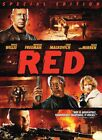 Red (DVD, 2011, Special Edition)