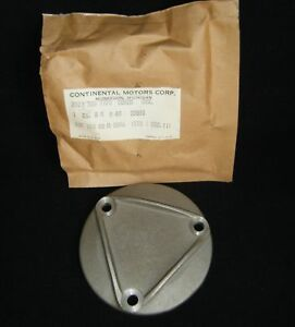 New-Continental-C75-85-90-and-O200-Generator-Plate-New-In-Package