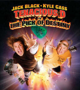 Tenacious-D-in-the-Pick-of-Destiny-by-Jack-Black-Kyle-Gass-New-and-Sealed