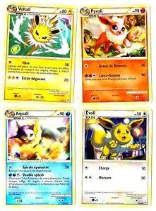 Pokemon 4 carte voltali pyroli aquali etc lot lhs5 001 ebay - Carte pokemon aquali ...