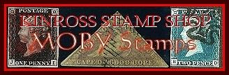 MOBY Stamps and Kinross Stamp Shop