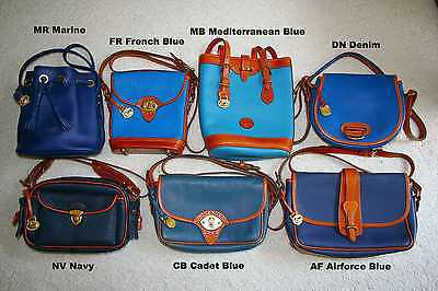 Dooney & Bourke Collection AWL COLORS & PHOTOS  Part I