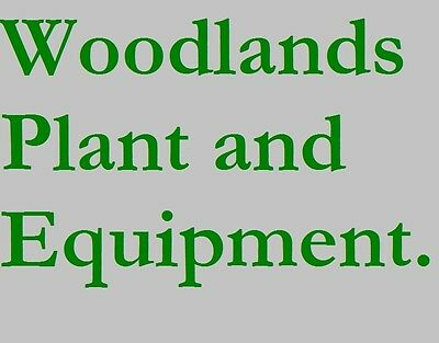 Woodlands Plant and Equipment