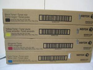 Xerox-Docucolor-240-250-242-252-260-CYMK-Toner-Set
