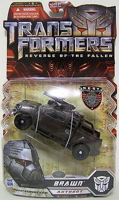 Brawn Transformers Rotf Revenge Of The Fallen Movie 2 Deluxe Class Figure 2009
