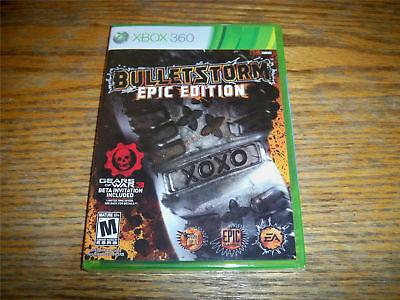 Bulletstorm Epic Edition Xbox 360 Genuine Game Sealed