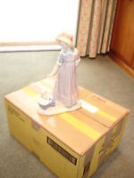 A Guide to packing Lladro for posting - good packing