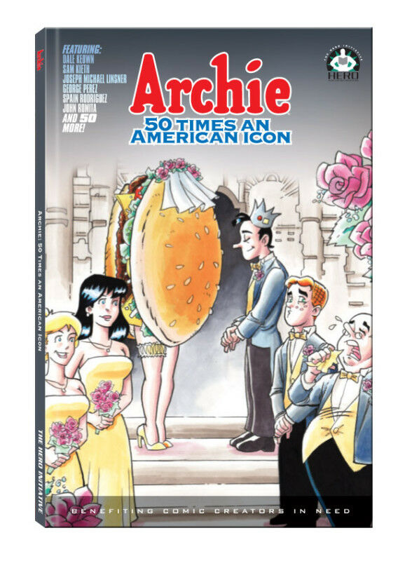 ARCHIE: 50 TIMES AN AMERICAN ICON (hardcover)