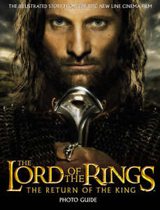 The-Lord-of-the-Rings-The-Return-of-the-King-Photo-Guide-J-R-R-Tolkien-Very-Go