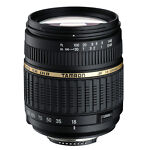 Tamron  LD A014 18 mm - 200 mm F/3.5-6.3 XR Di-II Aspherical IF  Lens For Pentax