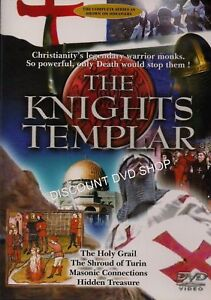 THE KNIGHTS TEMPLAR. HOLY GRAIL, MASONIC CONNECTION