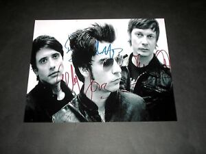 STEREOPHONICS-PP-SIGNED-10-X8-PHOTO-REPRO-KELLY-JONES