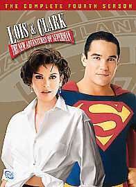 Lois And Clark - The New Adventures Of Superman - Series 4 (DVD)