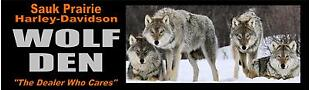 THE WOLF DEN Harley Discount Store