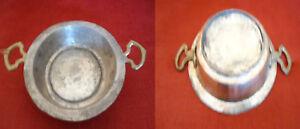 Vecchia padella rame/stagno di almeno 50 anni collezion - Italia - Vecchia padella rame/stagno di almeno 50 anni collezion - Italia