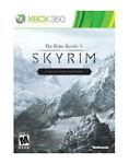 Elder Scrolls V: Skyrim  (Xbox 360, 2011)