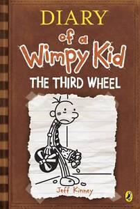 Diary of a Wimpy Kid The Third Wheel Book 7 by Jeff Kinney Hardback 2012 - Romford, Essex, United Kingdom - Diary of a Wimpy Kid The Third Wheel Book 7 by Jeff Kinney Hardback 2012 - Romford, Essex, United Kingdom