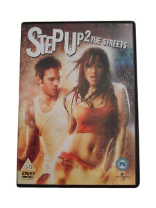 Step Up 2 The Streets DVD 2008 - <span itemprop=availableAtOrFrom>Salford, United Kingdom</span> - Step Up 2 The Streets DVD 2008 - Salford, United Kingdom