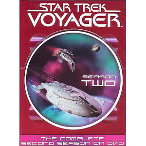 Star-Trek-Voyager-Series-2-Slim-Box-Set-NEW-DVD