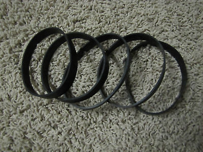 5 Genuine Hoover 562932001, Was 38528058 Vacuum Belts Windtunnel Uh70120 Uh70110