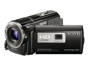 Sony Handycam HDR-PJ30V 32 GB Camcorder ...