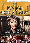 NO JOB FOR A LADY THE COMPLETE THIRD SERIES NEW REGION 2 DVD