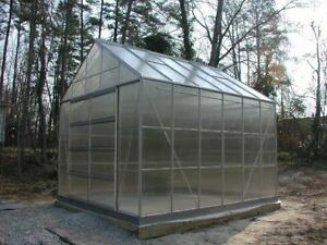 10u0027 X 12u0027 GREEN HOUSE GREENHOUSE Polycarbonate Panels!
