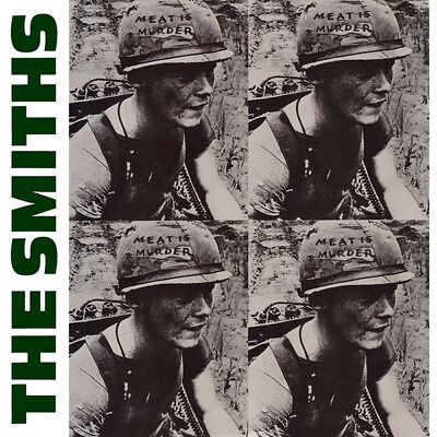 The Smiths Meat Is Murder 180g Vinyl Lp New/sealed