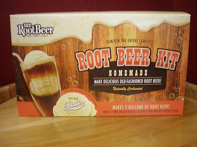 $29.50 - Mr. Root Beer Kit, Root Beer Kit, Soda Kit, Root Beer Making, Root Beer Extract