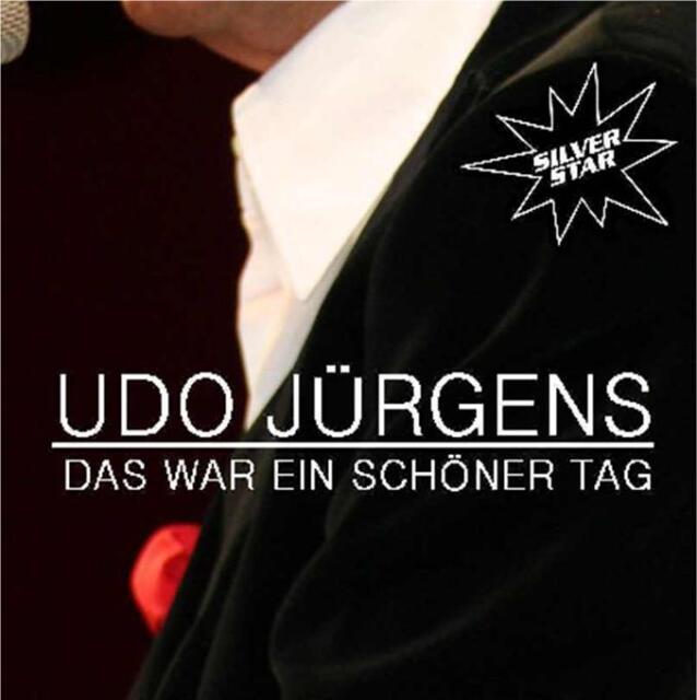 CD Udo Jürgens Das war ein schöner Tag