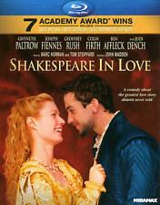 Shakespeare in Love Blu-ray 031398147657 Region A