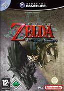 Zelda Twilight Princess GameCube