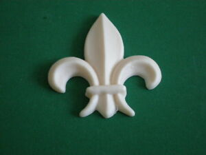 Decorative-Resin-Moulding-Fleur-De-Lys