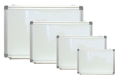 Magnetic Dry Erase White Board With Tray Menu Sign 18 x 24