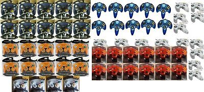 24 Lot Gamecube Controllers & 36 Lot N64 Controllers