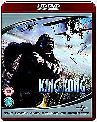 HD DVD  King Kong  HD DVD - Stone, United Kingdom - HD DVD  King Kong  HD DVD - Stone, United Kingdom