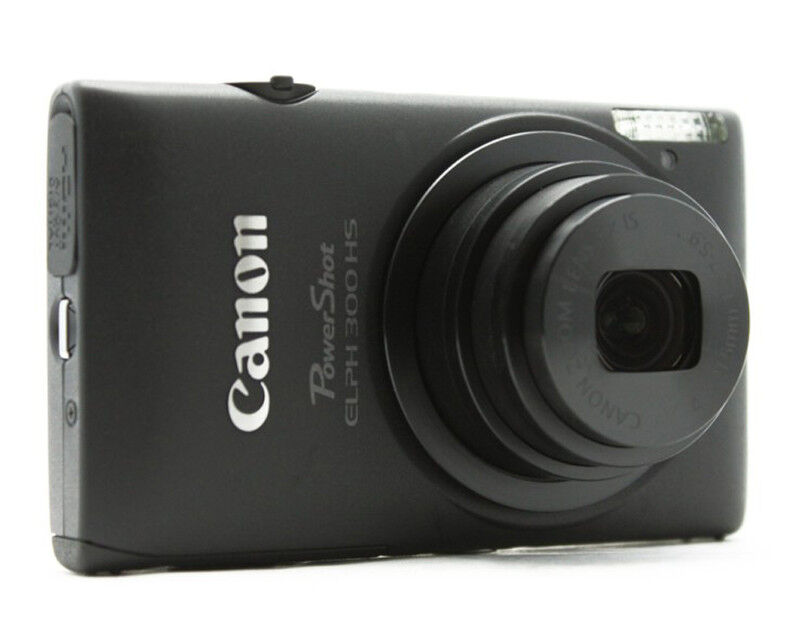 Canon powershot elph 300 hs owners manual.
