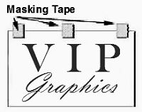 Die Cut Vinyl Decal Application Instructions EBay - Custom vinyl decal application instructions