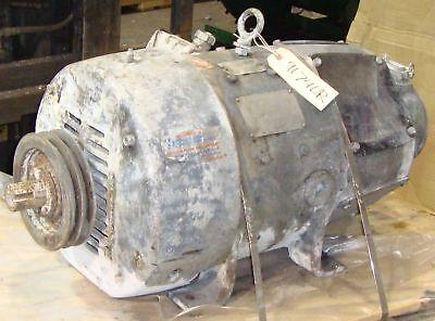 Ge Electric Dc Motor Hp 5 Rpm 1150 9174lr