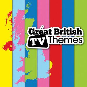 Great British TV Themes - 2CD Set