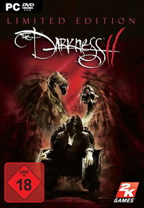 The Darkness II - Limited Edition (PC, 2012, DVD-Box)