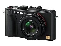 NEW-Panasonic-Lumix-DMC-LX5-11MP-3x-ZOOM-1-Year-Warranty-BLACK