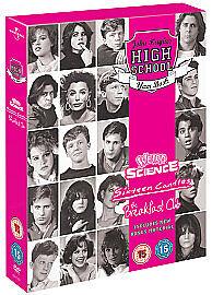 John-Hughes-Boxset-Weird-Science-Sixteen-Candles-Breakfast-Club-DVD-NEW-Sealed